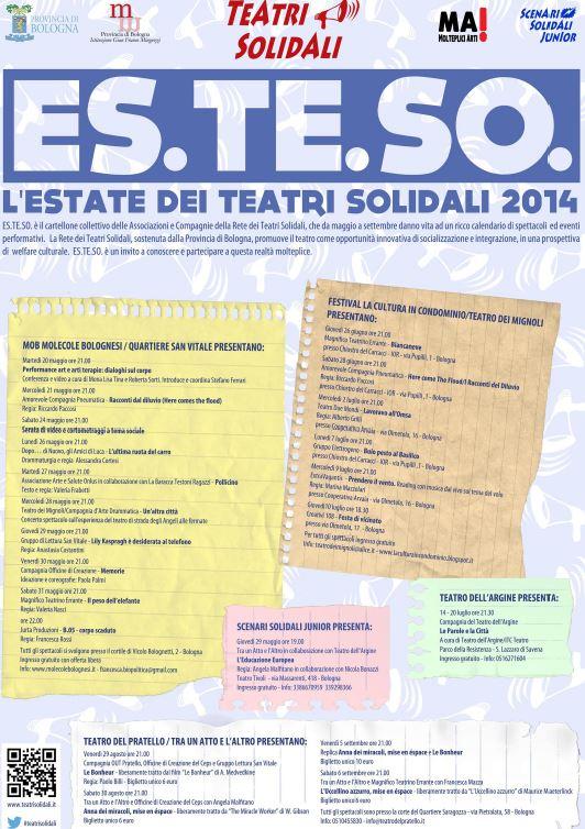 Teatri solidali ESTESO